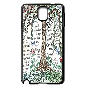 Unique Phone Case Pattern 19Love Tree Pattern- For Samsung Galaxy NOTE3 Case Cover