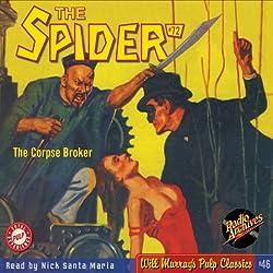 Spider #72 September 1939 (The Spider)