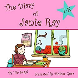 The Diary of Janie Ray, Books 1-5: Box Set!