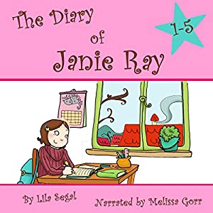 The Diary of Janie Ray, Books 1-5: Box Set! Audiobook