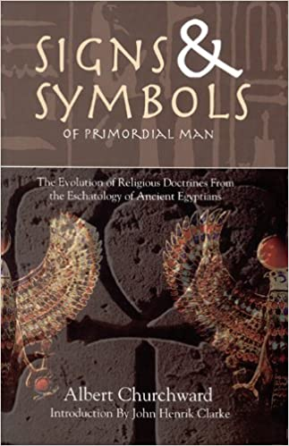 Book -- SIGNS & SYMBOLS OF PRIMORDIAL MAN