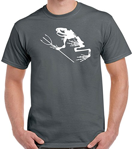 Pro Art Shirts Unisex Navy SEAL Frogman Trident T-Shirt XLarge - Frogman Clothing