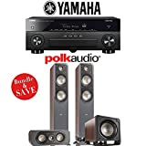 Best Yamaha 12 Subwoofers - Yamaha AVENTAGE RX-A870BL 7.2-Channel Network A/V Receiver + Review
