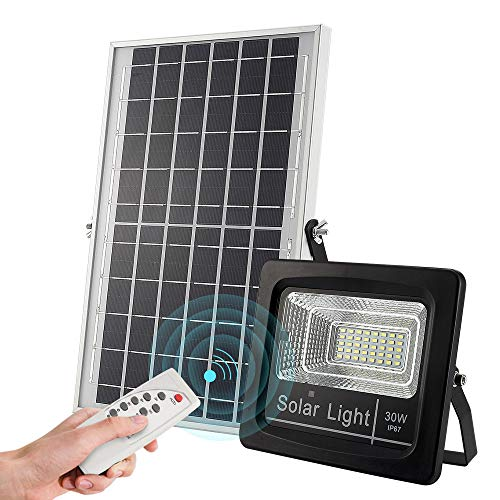 Best Solar Powered Flood Light in US - 3