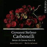 Carbonelli: Sonate Da Camera 1-6