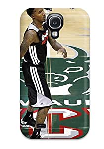 Rowena Aguinaldo Keller's Shop Hot 2726339K803138562 milwaukee bucks nba basketball (21) NBA Sports & Colleges colorful Samsung Galaxy S4 cases
