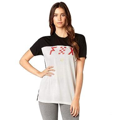 55023fc634e0 Amazon.com: Fox Racing Women's Rodka S/S Shirts: Clothing