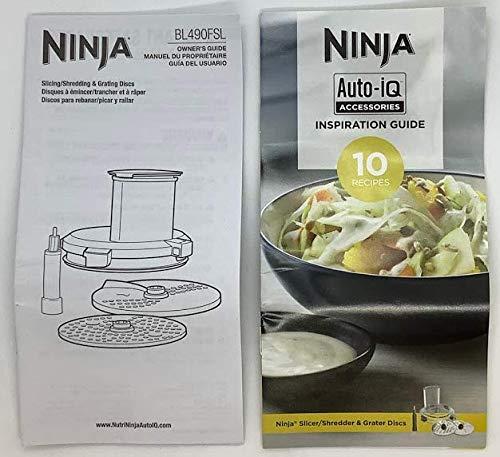 Amazon.com: Ninja Chute Feed Lid Slicer Shredder Grater ...