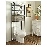 Windsor Bathroom Spacesaver cabinet with Baskets