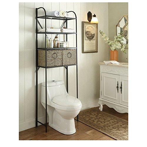 Windsor Bathroom Spacesaver cabinet with Baskets by Windsor