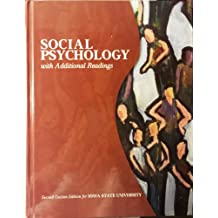 Amazon robin aronson books social psychology with additional readings 2nd custom edition for iowa state university 2013 by elliot aronson tim wilson robin akert fandeluxe Choice Image