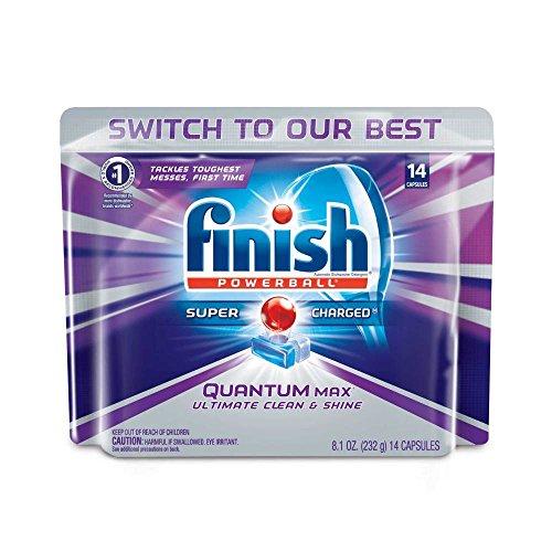Finish Powerball Dishwasher Detergent Ultimate product image