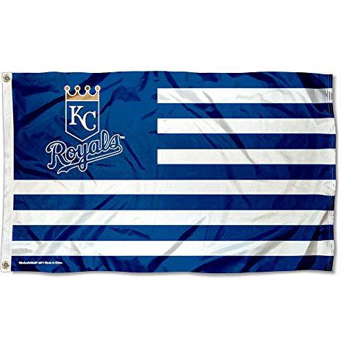 Kansas City Royals Tailgate - WinCraft MLB Kansas City Royals Nation Flag 3x5 Banner