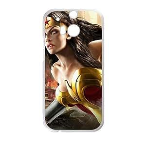 Happy Captain America Phone Case for HTC One M8 case BY icecream design