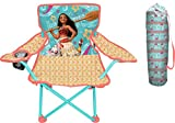 Moana Camp Chair for Kids, Portable Camping Fold