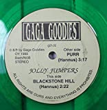 JOLLY JUMPERS 45 RPM BLACKSTONE HILL (Hannus) / PURR
