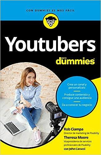 libro cómo ser youtuber
