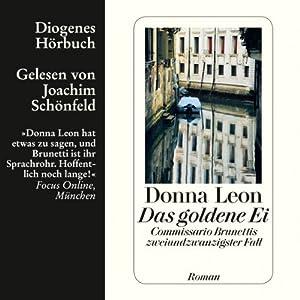 Das goldene Ei (Guido Brunetti 22) Hörbuch