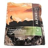 AlpineAire Foods 60443 Himalayan Lentils & Rice Vegetarian (Serves 2)