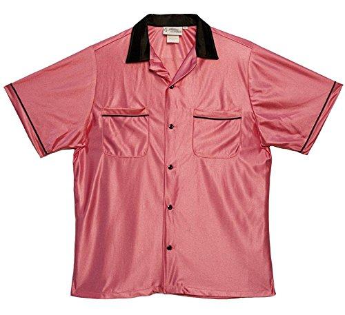 Classic Bowler - Pink & Black (Shirt Bowling Classic)