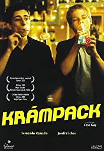 Krámpack [DVD]