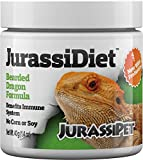 JurassiDiet - Bearded Dragon, 40 g / 1.4 oz.