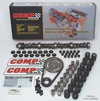 COMP Cams K20-225-4 Xtreme Energy 240//246 Hydraulic Flat Cam K-Kit for Chrysler 273-360
