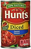 Hunt's Tomato Diced with Sweet Onion, 14.5 oz