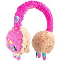 Shopkins HP1-09033 Plush Furry Headphone