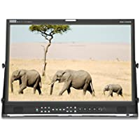 Ikan 24 3G/HD/SD-SDI & HDMI LCD Studio Broadcast & Production Rack-mountable Monitor (BON) (BSM-243N3G)