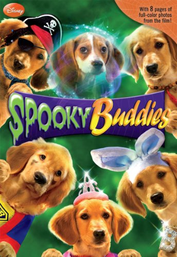 - Disney Buddies:  Spooky Buddies Junior Novel
