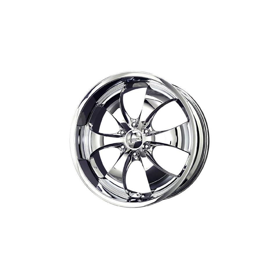 Liquid Metal Lithium Series Chrome Wheel (22x9.5/6x139.7mm)