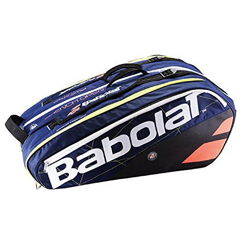 Babolat pure 12 pack french open tennis bag by Babolat
