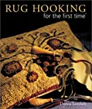 img - for Rug Hooking for the first time by Donna Lovelady (2003-05-01) book / textbook / text book