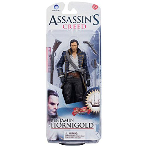Assassins Creed Series #1 McFarlane Figurine - Secret Pirate #2