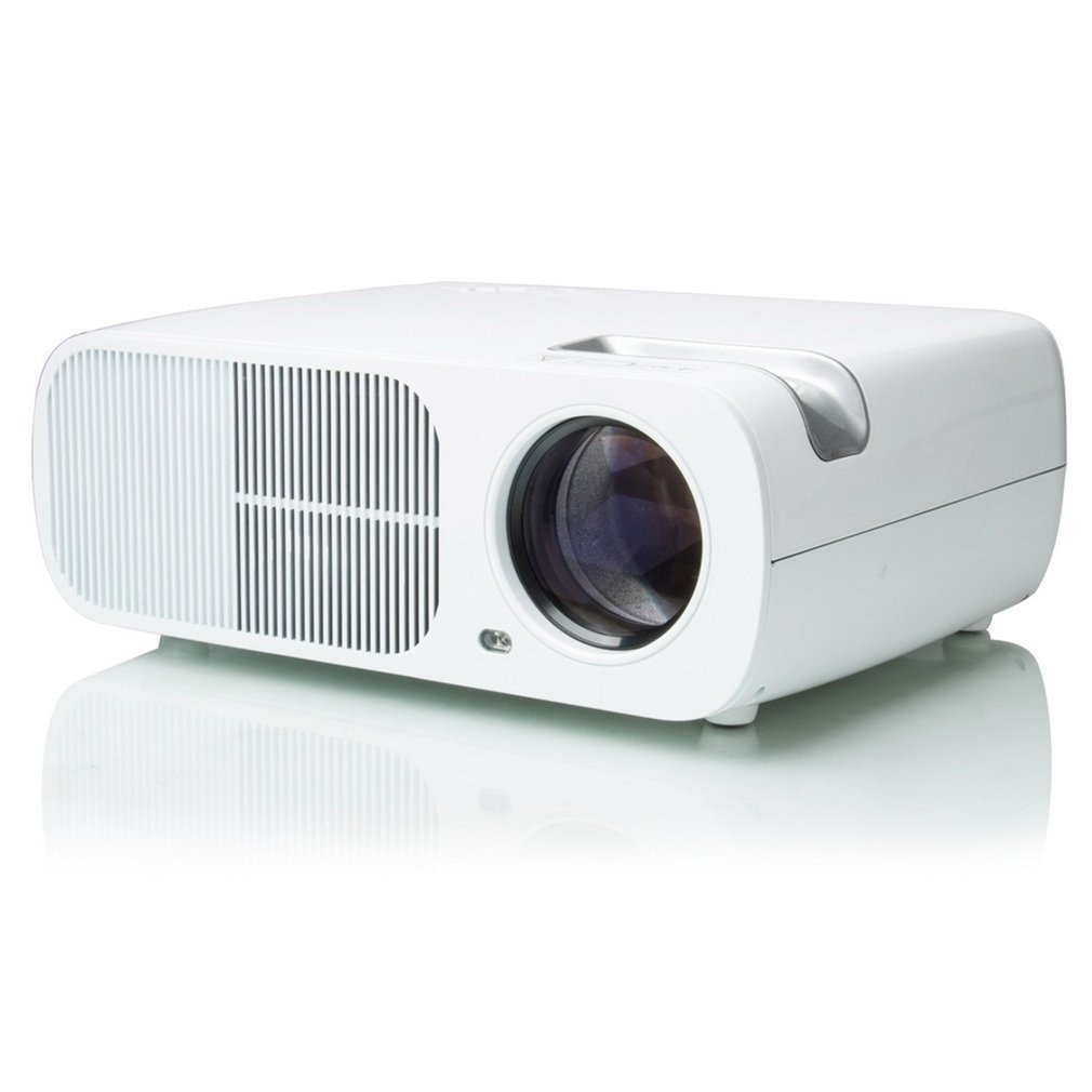 Amazon.com: 【2018 UPGRADED】Home Theater Projector Video ...
