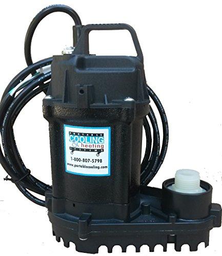 """Portacool PUMP-016-4Z Replacement Pump, 24"""", 36"""", 48"""" Units Model"""