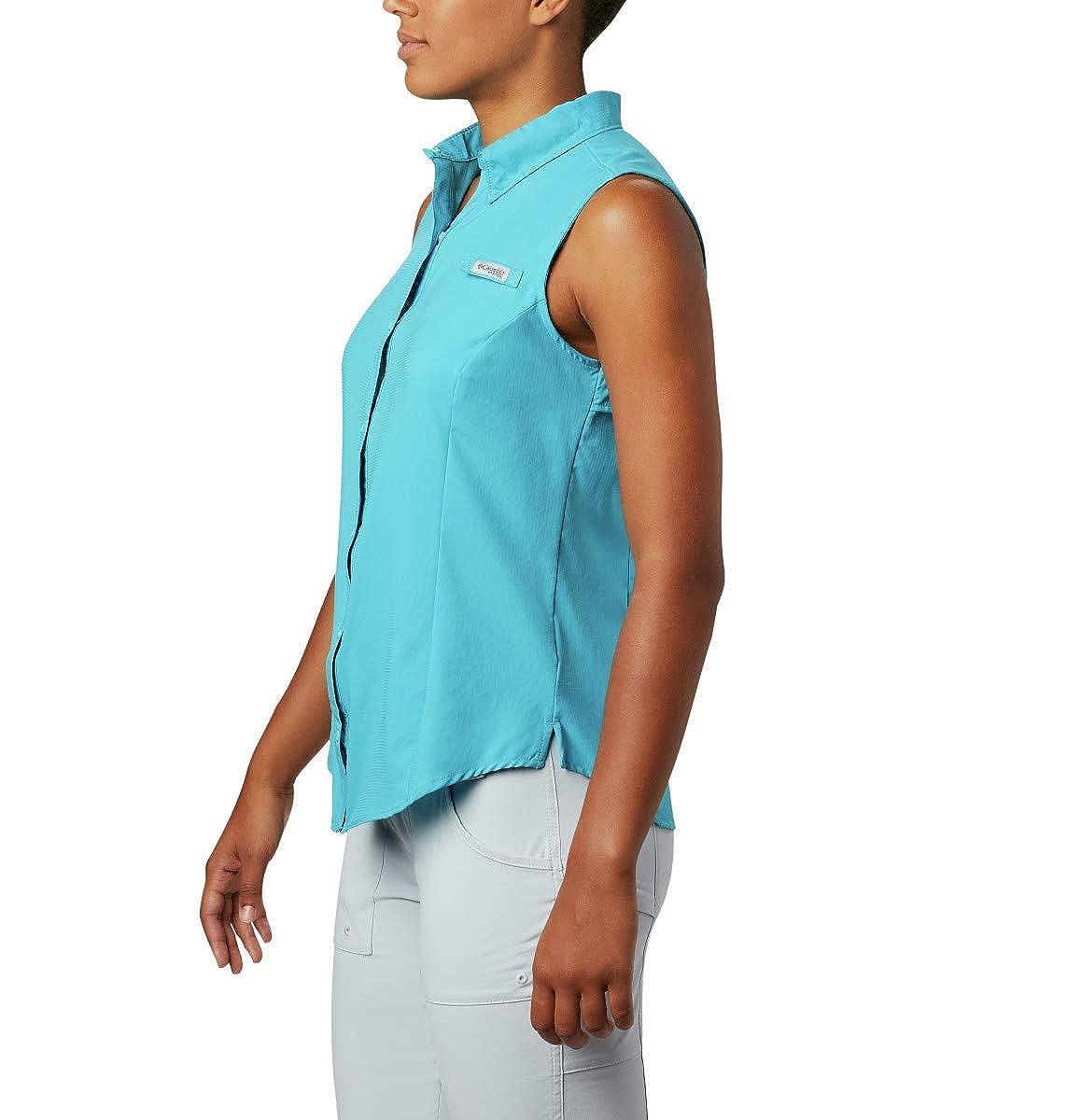 Columbia Tamiami Womens Sleeveless Shirt