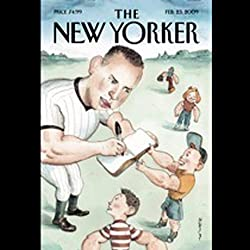 The New Yorker, February 23rd, 2009 (Jane Meyer, Evan Ratliff, Robert Sullivan)
