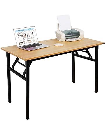 Table office desk Simple Need Vd56138hw Office Desk 47 Amazoncom Computer Desk Amazoncom