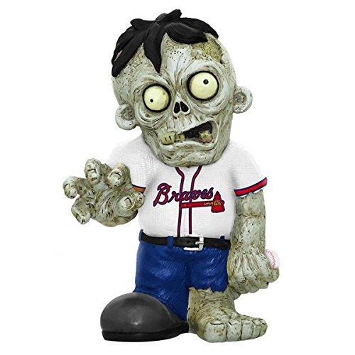 Atlanta Braves Resin Zombie Figurine