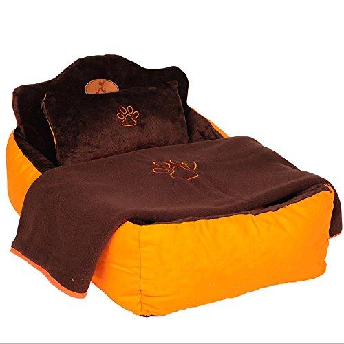 - PLDDY pet Bed Kennel, Pet Mat, Pet Small Medium Dog, Dog Bed, Dog Supplies (Size : S)