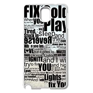 Cold Play CUSTOM Cover Case for Samsung Galaxy Note 3 N9000 LMc-46961 at LaiMc