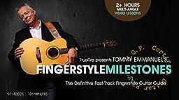 Tommy Emmanuel\'s Fingerstyle Milestones