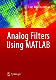 img - for Analog Filters using MATLAB book / textbook / text book