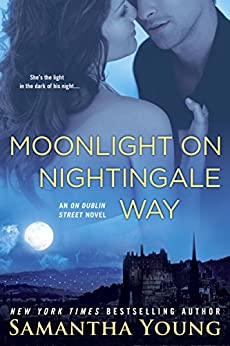 Moonlight on Nightingale Way: An On Dublin Street Novel by [Young, Samantha]