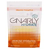 Gnarly Electrolyte Powder with Trace Minerals | All Natural Workout Supplement (Orange Pineapple)