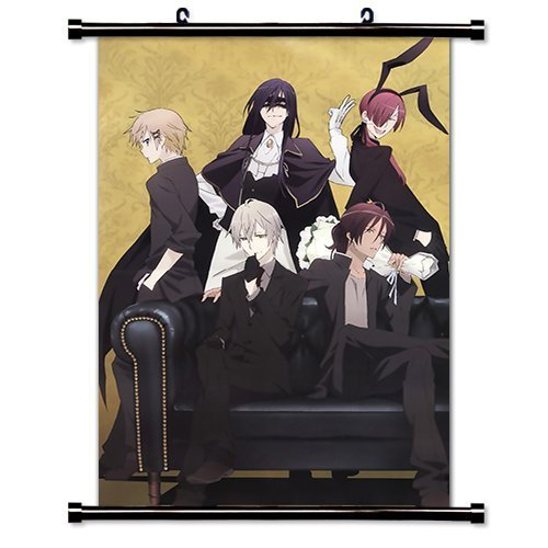 Inu X Boku Ss Anime Fabric Wall Scroll Poster by Anime Wall Scrolls