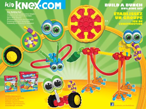 Review KID K'NEX – Build