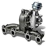 2004 vw jetta tdi turbocharger - VW Beetle/Golf/Jetta/Passat GT17 Diesel Turbocharger with Manifold and Wastegate Turbine A/R .61